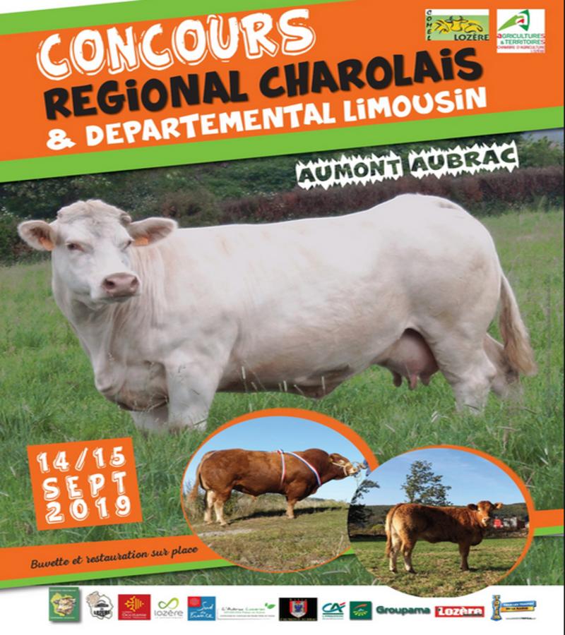 Concours Régional Reconnu Aumont Aubrac 2019